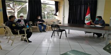 NOTA 69 - CONFORMAN EQUIPO HUMANITARIO PARA MANEJO Y RECOJO DE FALLECIDOS POR COVID-19 EN HUARAL