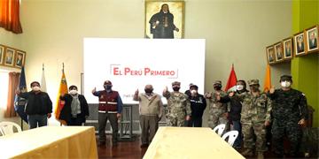 """NOTA 112-PROFESIONALES DE LA SALUD ATENDERÁN A MÁS DE 10 MIL PERSONAS EN EL PLAN """"TAYTA"""" DE HUARAL Y CHANCAY."""