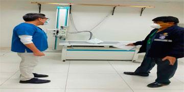 NOTA 95-DIRECTOR DEL HOSPITAL SUPERVISA LAS AREAS QUE HAN SIDO IMPLEMENTADAS PARA CENTRO OBSTETRICO  Y LA UNIDAD DE CONTROL PRENATAL
