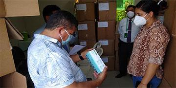 NOTA 005-CONSEJEROS REGIONALES REALIZAN VISITA INOPINADA AL HOSPITAL DE HUARAL.