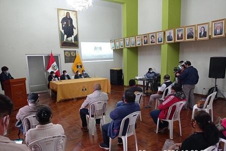 NOTA 068: CONFERENCIA DE PRENSA SOBRE LAS ACCIONES DE PREVENCIÓN Y CONTENCIÓN DE LA COVID-19 EN LOS MERCADOS EN HUARAL